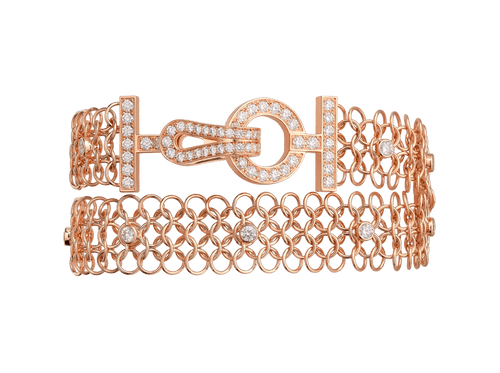 Buy original Cartier Agrafe bracelet N6713917 with Bitcoins!