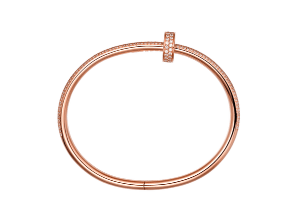 Buy original Cartier bangle Juste un Clou N6708617 with Bitcoins!