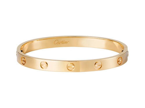 Buy original Cartier Love bangle B6035517 with Bitcoins!