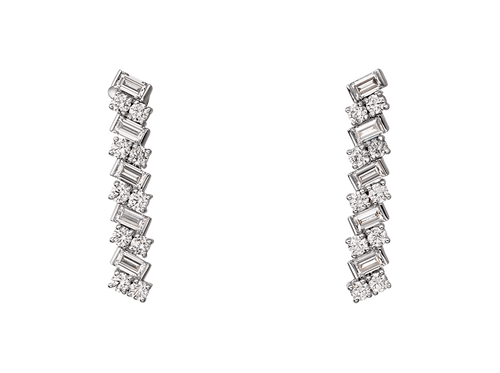 Buy original Cartier Reflection de Cartier earrings N8515129 with Bitcoins!