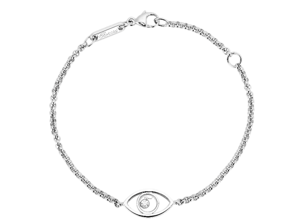 Buy original Chopard GOOD LUCK CHARMS BRACELET with Bitcoins!