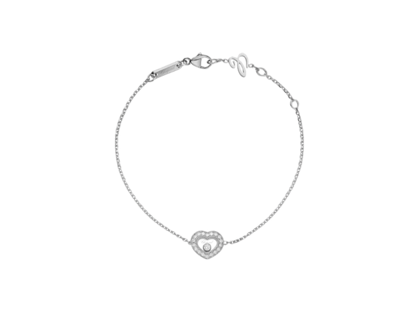 Buy original Chopard HAPPY DIAMONDS ICONS BRACELET  with Bitcoins!