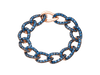 Buy original Jewelry Pomellato Tango Bracelet B.B604/O7/ZF with Bitcoins!