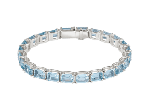 Buy original Jewelry Rueschenbeck Colored stone Bracelet RBK-RUE-3079 with Bitcoins!