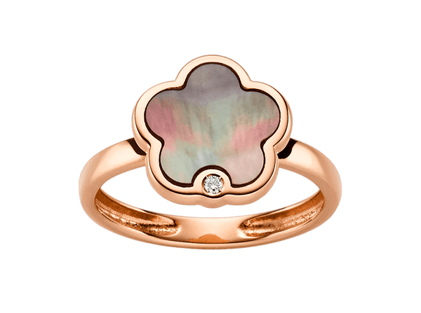 Buy original Jewelry Stoess Little Flower RING 810400050011 with Bitcoins!