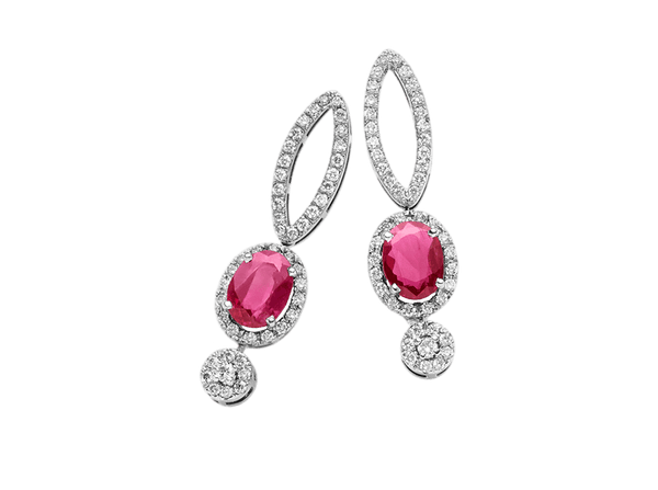 Buy original Jewelry Stoess Beauties 1886 EARRINGS 900000000092 with Bitcoins!