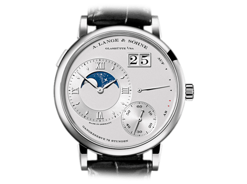 Buy original A.Lange & Sohne Grand Lange 1 Moon Phase 139.025 with Bitcoins!