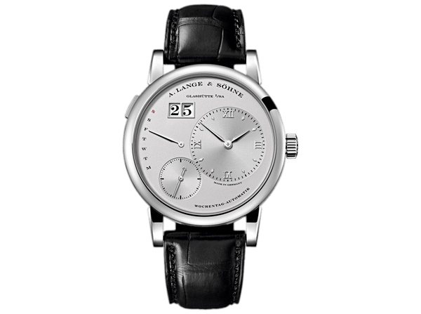 Buy original A.Lange & Sohne LANGE 1 DAYMATIC 320.025 with Bitcoins!