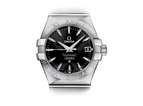 Buy original Omega CONSTELLATION CO-AXIAL 123.10.35.20.01.001 with Bitcoins!
