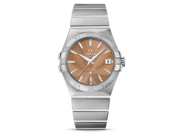 Buy original Omega CONSTELLATION CO-AXIAL 123.10.35.20.10.001 with Bitcoins!