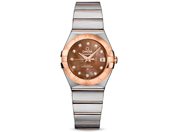 Buy original Omega CONSTELLATION OMEGA CO-AXIAL 123.20.27.20.57.001 with Bitcoin!