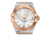 Buy original Omega CONSTELLATION OMEGA CO-AXIAL 123.20.38.21.02.001 with Bitcoins!