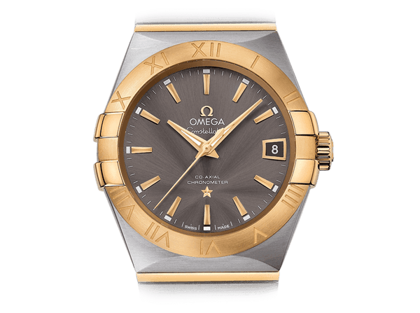 Buy original Omega CONSTELLATION OMEGA CO-AXIAL 123.20.38.21.06.001 with Bitcoins!