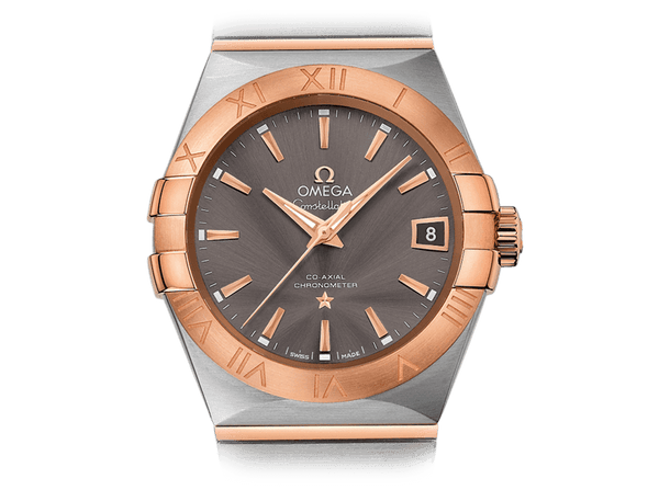 Buy original Omega CONSTELLATION OMEGA CO-AXIAL 123.20.38.21.06.002 with Bitcoins!