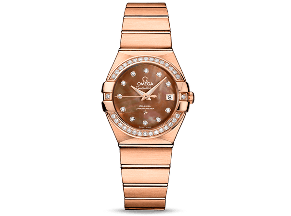 Buy original Omega CONSTELLATION OMEGA CO-AXIAL 123.55.27.20.57.001 with Bitcoin!