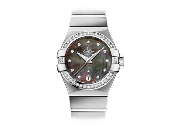 Buy original Omega CONSTELLATION OMEGA CO-AXIAL TAHITI 123.15.27.20.57.003 with Bitcoin!