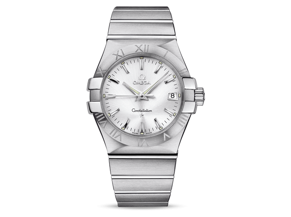 Buy original Omega CONSTELLATION QUARTZ 123.10.35.60.02.001 with Bitcoins!