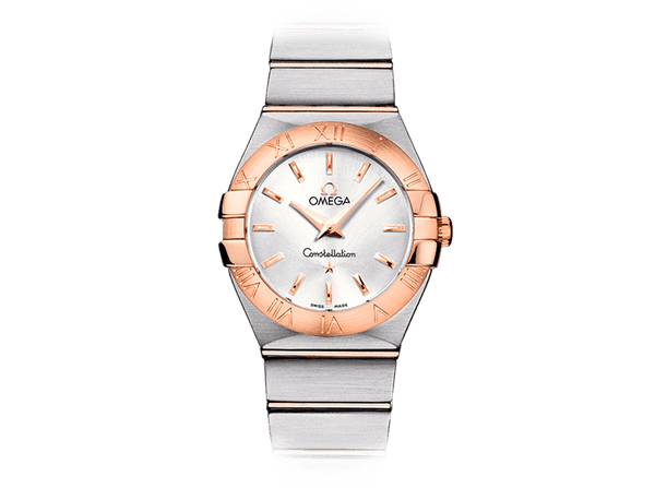 Buy original Omega CONSTELLATION QUARTZ 123.20.27.60.02.001 with Bitcoin!