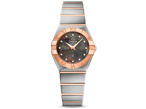 Buy original Omega CONSTELLATION  QUARTZ TAHITI  123.20.24.60.57.005 with Bitcoin!