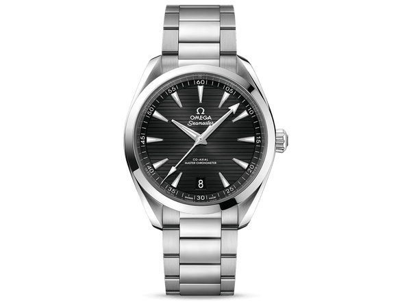 Buy original Omega Seamaster Aqua Terra 150M 220.10.41.21.01.001 with Bitcoin!