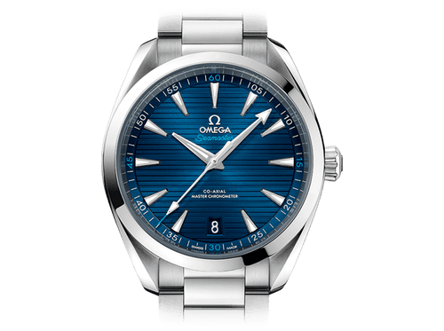 Buy original Omega Seamaster Aqua Terra 150M 220.10.41.21.03.001 with Bitcoin!