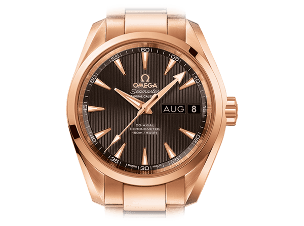 Buy original Omega SEAMASTER AQUA TERRA 150M OMEGA CO-AXIAL ANNUAL CALENDAR 231.50.39.22.06.001 with Bitcoin!