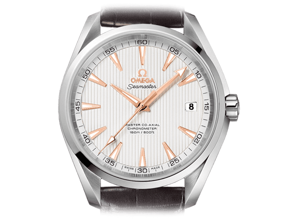 Buy original Omega SEAMASTER AQUA TERRA 150M OMEGA MASTER CO-AXIAL 231.13.42.21.02.003 with Bitcoin!