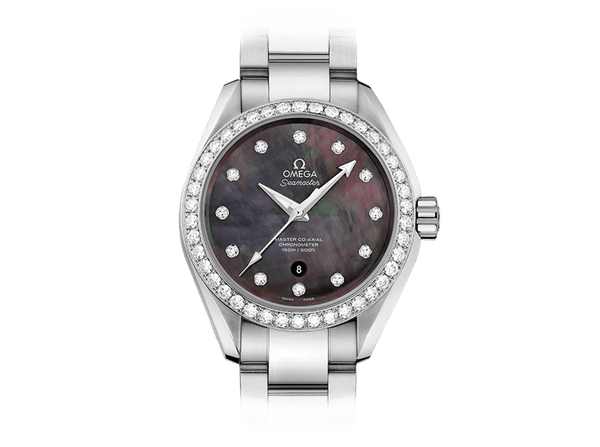 Buy original Omega  SEAMASTER AQUA TERRA 150M OMEGA MASTER CO-AXIAL 231.15.34.20.57.001 with Bitcoin!