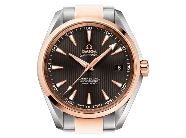 Buy original Omega SEAMASTER AQUA TERRA 150M OMEGA MASTER CO-AXIAL 231.20.42.21.06.003 with Bitcoin!