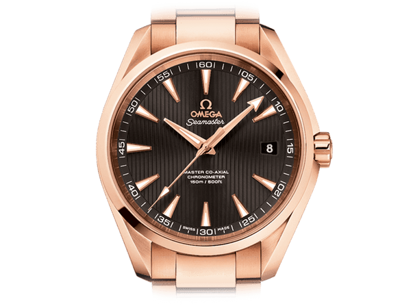 Buy original Omega SEAMASTER AQUA TERRA 150M OMEGA MASTER CO-AXIAL 231.50.42.21.06.002 with Bitcoin!
