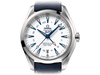 Buy original Omega SEAMASTER AQUA TERRA 150M OMEGA MASTER CO-AXIAL GMT GoodPlanet 231.92.43.22.04.001 with Bitcoin!