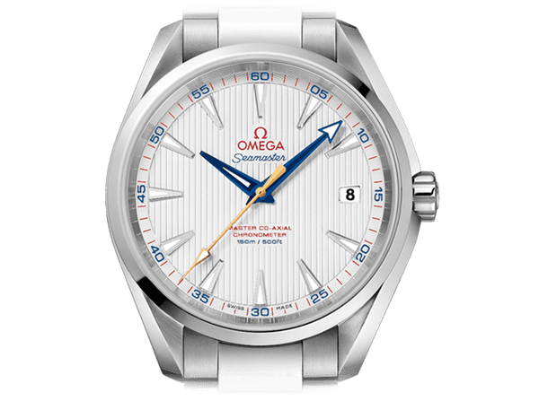 Buy original Omega SEAMASTER AQUA TERRA 150M OMEGA MASTER CO-AXIAL GOLF EDITION 231.10.42.21.02.004 with Bitcoin!