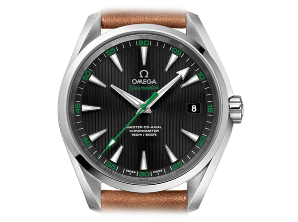 Buy original Omega SEAMASTER AQUA TERRA 150M OMEGA MASTER CO-AXIAL GOLF EDITION 231.12.42.21.01.003 with Bitcoin!