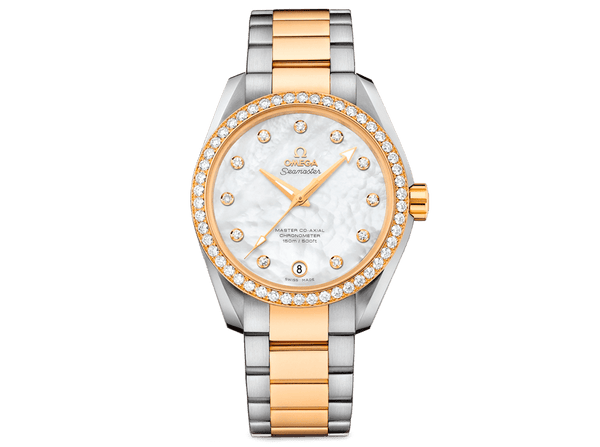 Buy original Omega SEAMASTER AQUA TERRA 150M OMEGA MASTER CO-AXIAL LADIES 231.25.39.21.55.002 with Bitcoin!