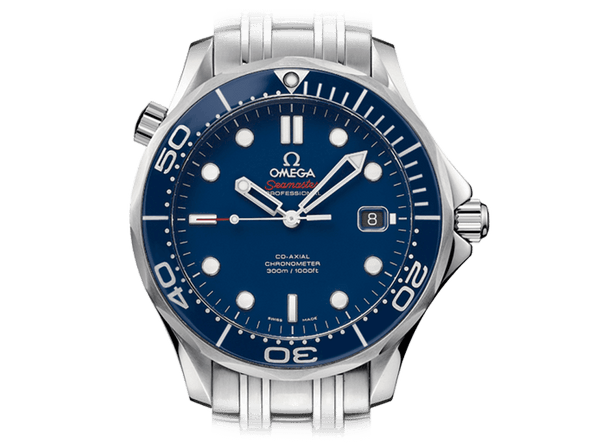 Buy original Omega Seemaster Diver 300M Co-Axial 41MM with Bitcoin!