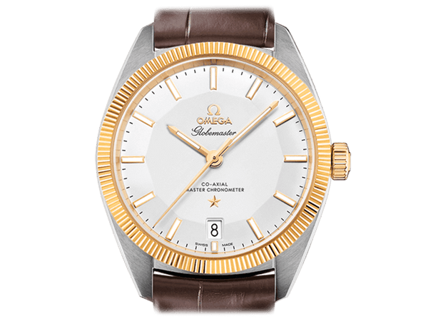 Buy original Omega GLOBEMASTER OMEGA CO-AXIAL MASTER CHRONOMETER  130.23.39.21.02.001 with Bitcoins!
