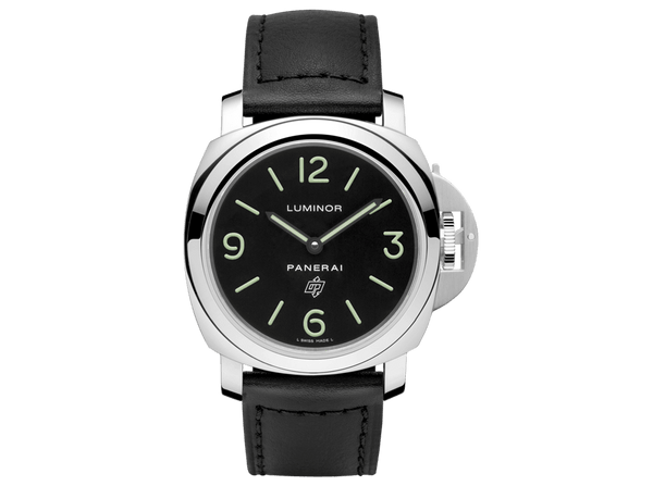 Buy original Panerai Luminor PAM01000 with Bitcoins at BitDials.eu