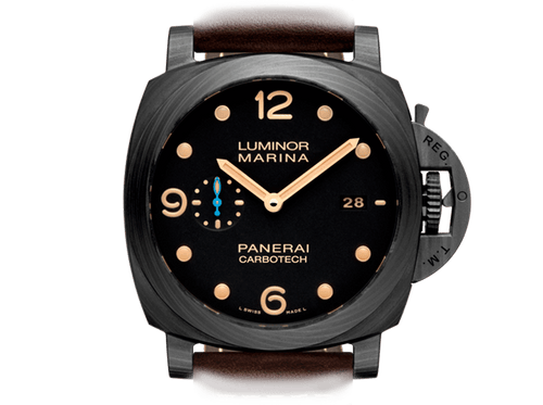 Buy original Panerai LUMINOR MARINA 1950 CARBOTECH™ 3 DAYS AUTOMATIC PAM00661 with Bitcoin!