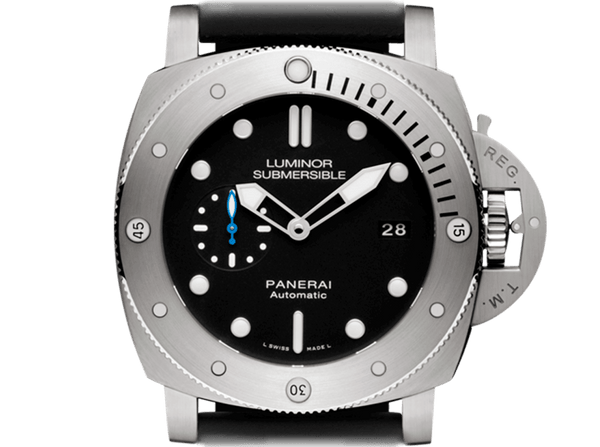 Buy original Panerai LUMINOR SUBMERSIBLE PAM01305 with Bitcoin!