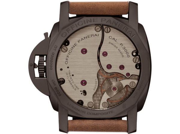 Buy Pnerai LUMINOR 1950 3 DAYS COMPOSITE with Bitcoin on BitDials