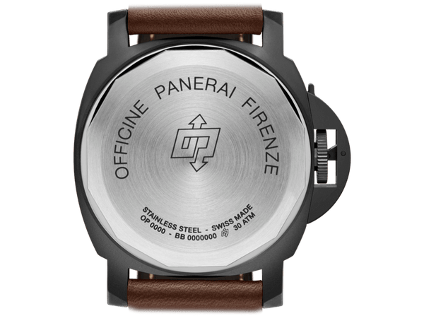 Buy original Panerai LUMINOR 8 DAYS SET PAM00786 with Bitcoin!