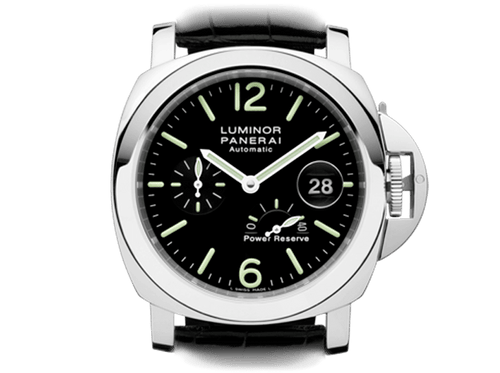 Buy original Panerai LUMINOR POWER RESERVE PAM00090 with Bitcoin!
