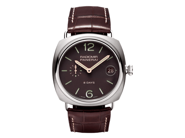 Buy original Panerai RADIOMIR 8 DAYS TITANIO PAM00346 with Bitcoin!