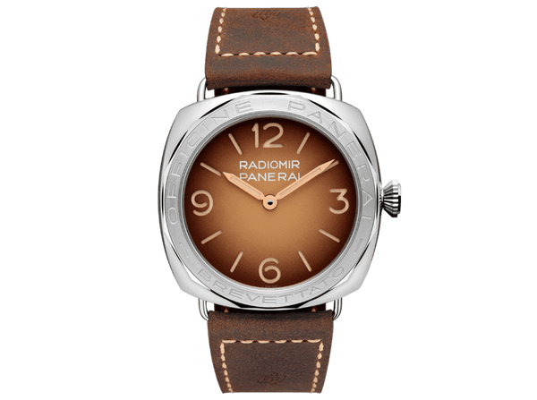 Buy original Panerai RADIOMIR 1940 3 DAYS ACCIAIO PAM00687 with Bitcoin!