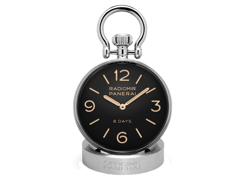 Buy original Panerai TABLE CLOCK PAM00581 with Bitcoin!