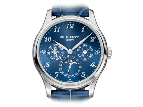 Buy Patek Grand Complications with Bitcoin on bitdials