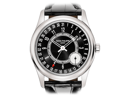 Buy original Patek Philippe CALATRAVA  6006G-001 with Bitcoins!
