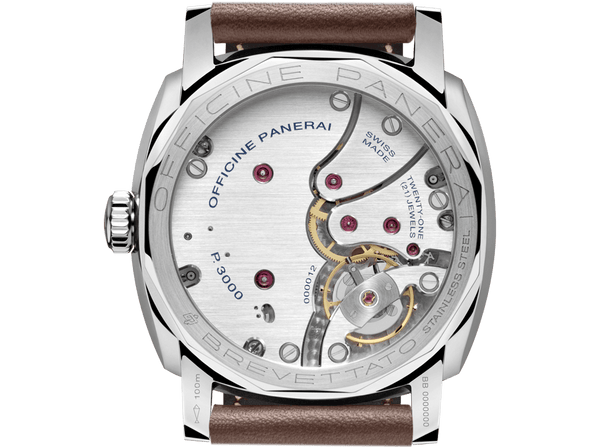 Buy original Panerai RADIOMIR 1940 3 DAYS ACCIAIO PAM00662 with Bitcoin!