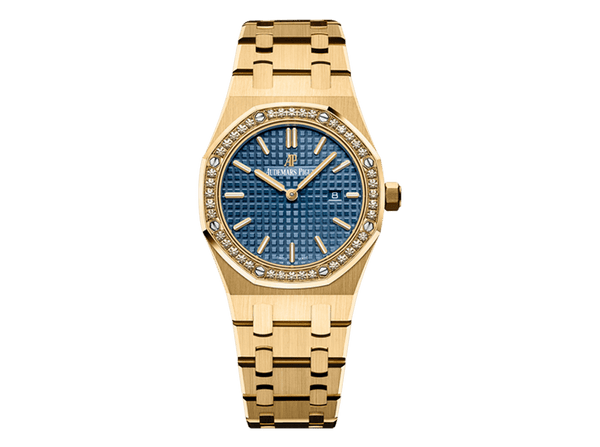 Buy Audermars Piquet ROYAL OAK QUARZ with Bitcoins on Bitdials