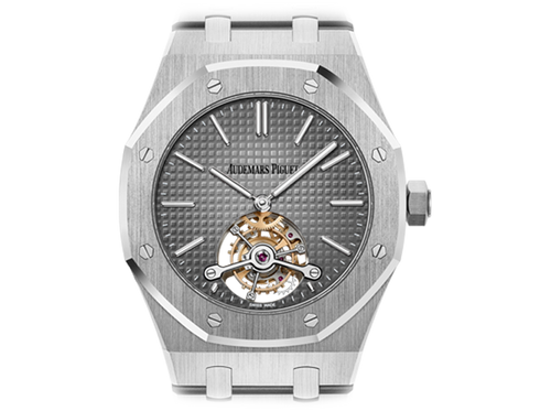 Buy AP ROYAL OAK TOURBILLON EXTRA-THIN with bitcoins on Bitdials